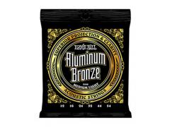 Ernie Ball Aluminum Bronze 12-54 Medium Light 2566
