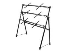 3 Tier A Frame Keyboard Stand