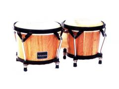 "Promax Bongo 7 & 9"" Deluxe Natural Finish"