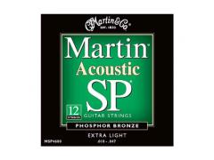 Martin SP Series Phosphor Bronze 12 String MSP4600 - 10-47 Extra Light
