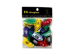 Music Paper Clip Bookmark Packet of 60