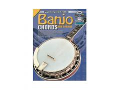 Progressive Banjo Chords Book & CD CP69379