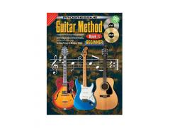 Guitar Method Book 1 - CD & DVD CP54048