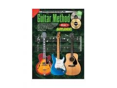Guitar Method Book 1 Supplementary Songbook - CD & DVD CP69133