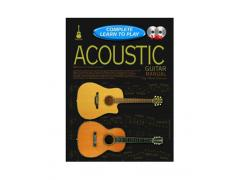 Complete Learn To Play Acoustic Guitar Manual - 2 CD CP69336
