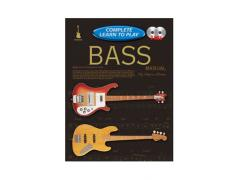 Complete Learn to Play Bass Manual Book & 2 CD CP69263