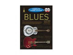 Complete Learn To Play Blues Guitar Manual - 2 CD CP69240