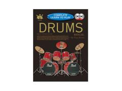 Complete Learn To Play Drums Manual - 2 CD CP69258