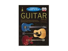 Complete Learn To Play Guitar Manual - 2 CD CP69172