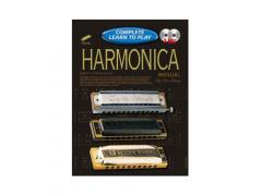Complete Learn to Play Harmonica Manual - 2 CD CP69238