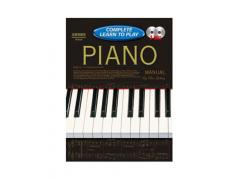 Complete Learn to Play Piano Manual - 2 CD,s CP69271