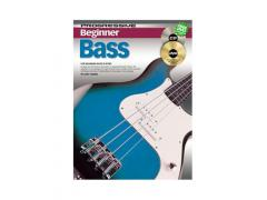 Beginner Bass Book CD & DVD CP69164