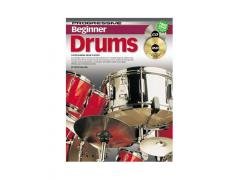 Progressive Beginner Drums - CD & DVD CP69165