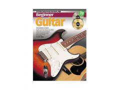 Beginner Guitar - CD & DVD CP69163