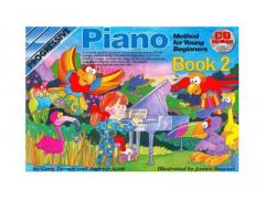 Progressive Piano Method for Young Beginners: Book 2 - CD CP18327
