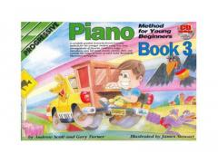 Progressive Piano Method for Young Beginners: Book 3 - CD CP69331